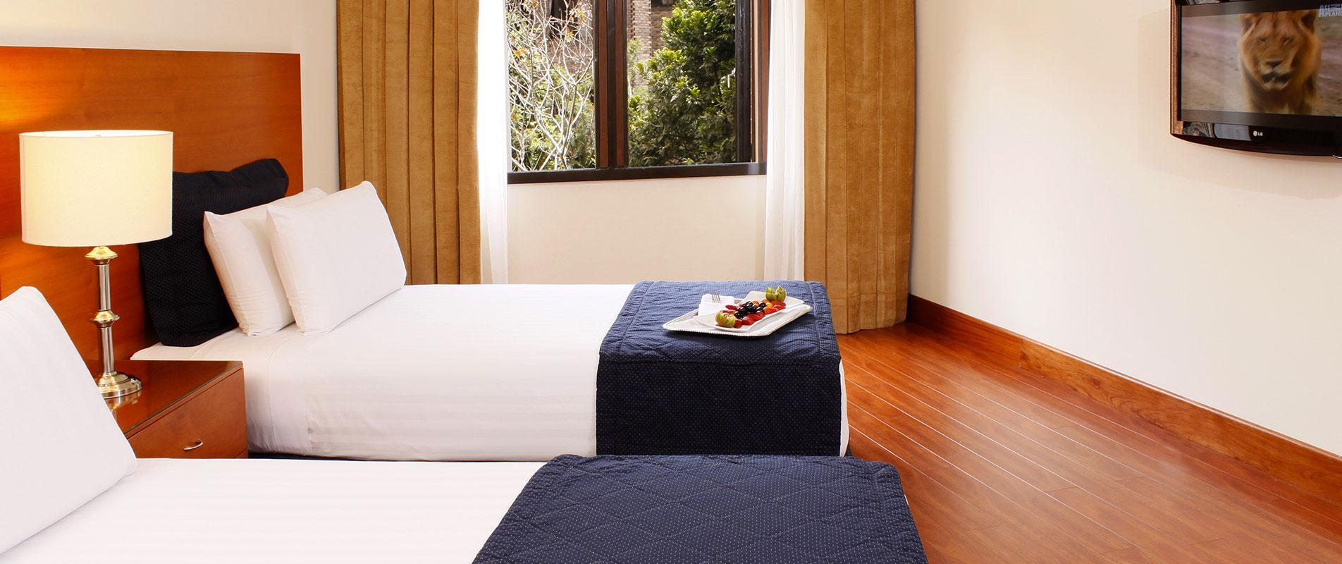 Room-Apartments-Bogota