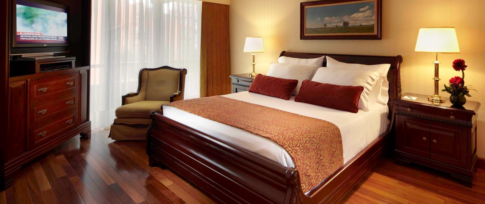 Room-La Fontana